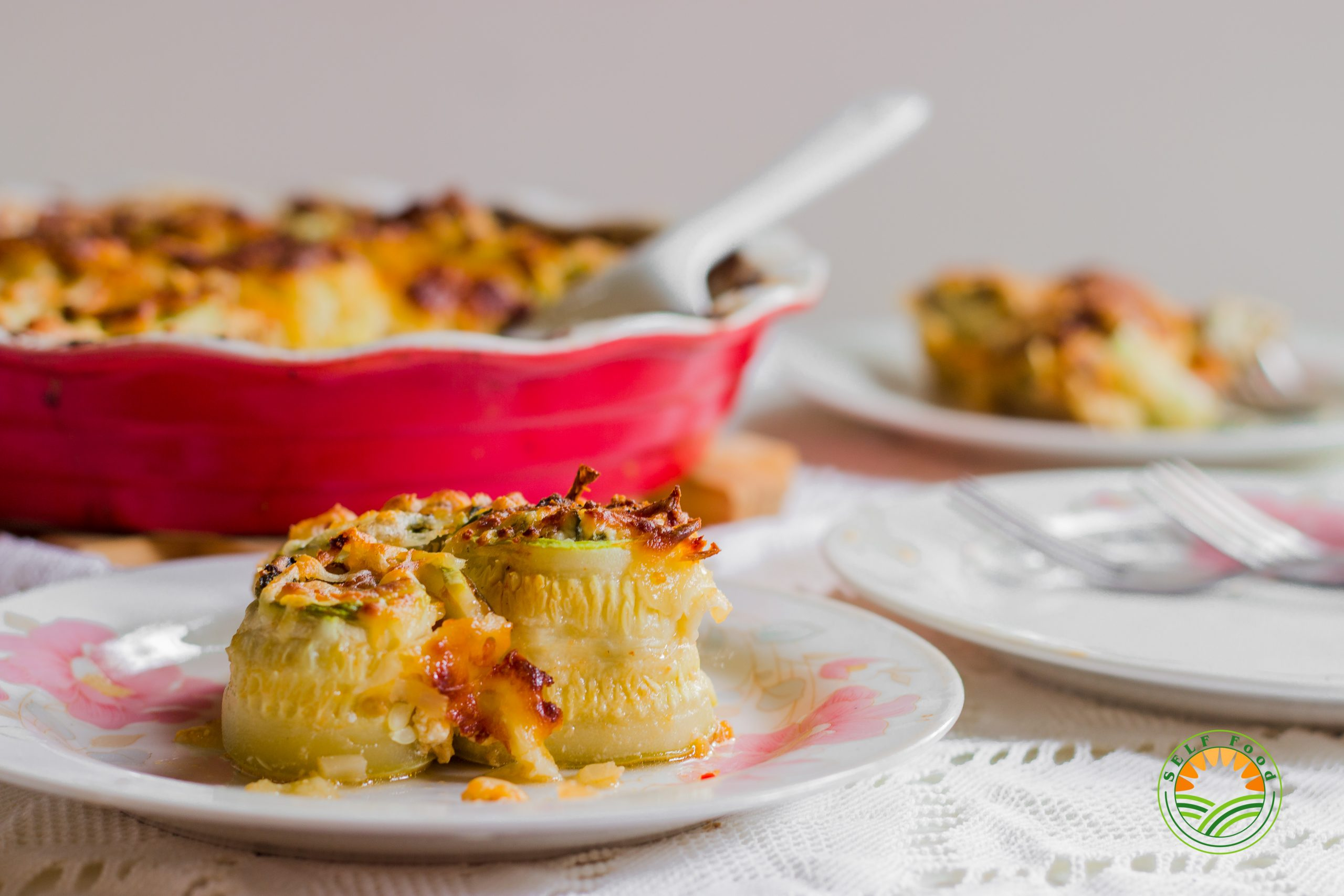 Vegetarian Lasagne with Zucchini